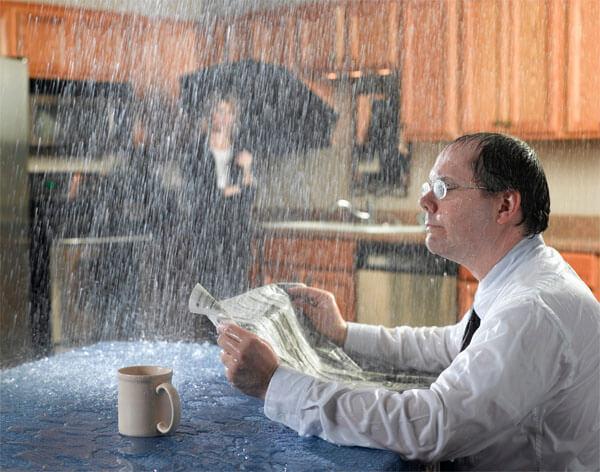 как поступить если затопили соседи