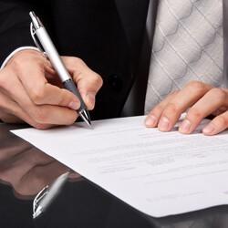 Нотариальное соглашение